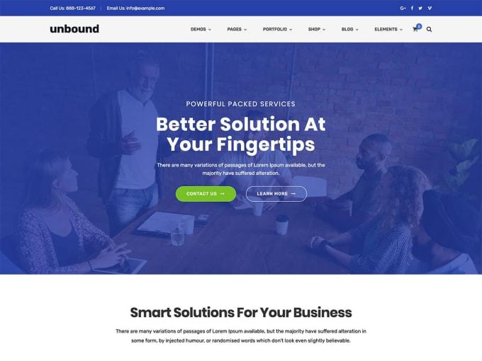 5ef640d73f27c build responsive wordpress website design or blog