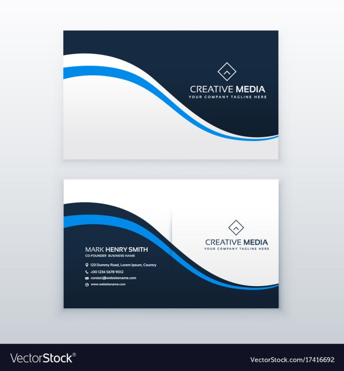 Creative Business Card Design By Juliyaakter