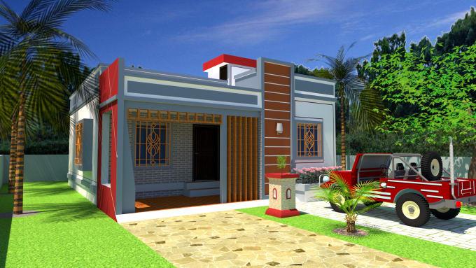 Design Your Dream Home Elevation Design