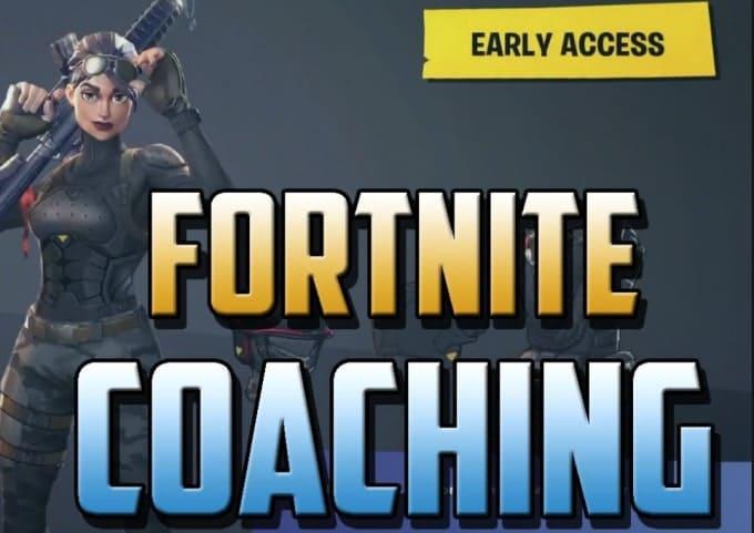 fortnite coach for everyone