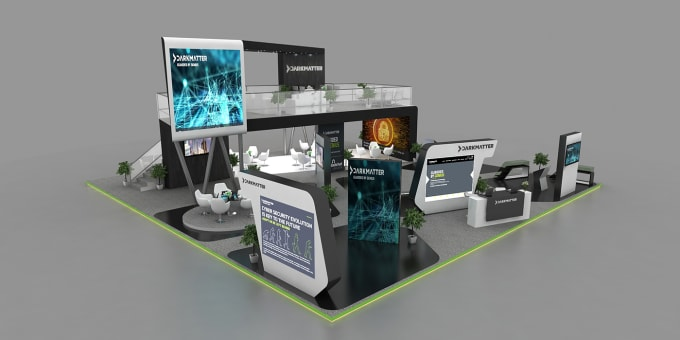 Creative Exhibition Stand Design : Do creative exhibition stands by rnsservice