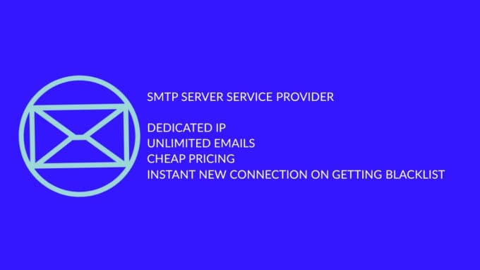 provide best smtp connection for email marketing
