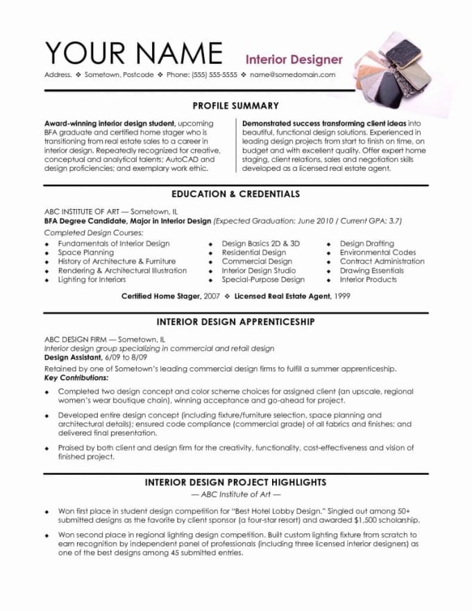 junaid_iqbal3 : I will professionally write, and rewrite your resume,cover  letter for $5 on www.fiverr.com