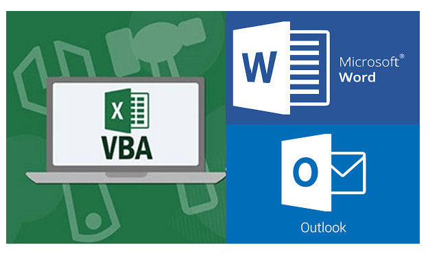 write vba macros for word and outlook