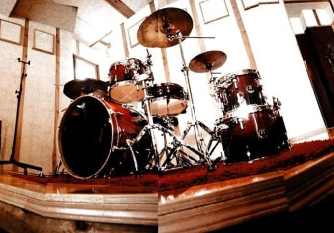 soultreemedia : I will give you twenty live original royalty free drum  loops for $5 on www fiverr com