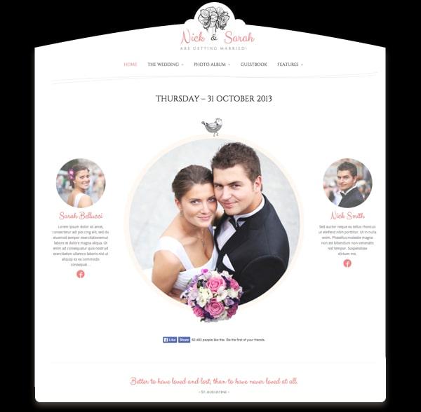 Wedding Invitation Website: Design A Digital Wedding Invitation Website By Apramit