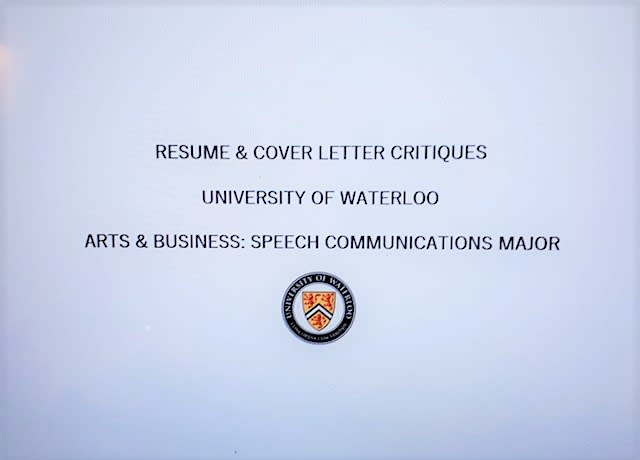 Complete cover letter critique and editing by Madisonncng