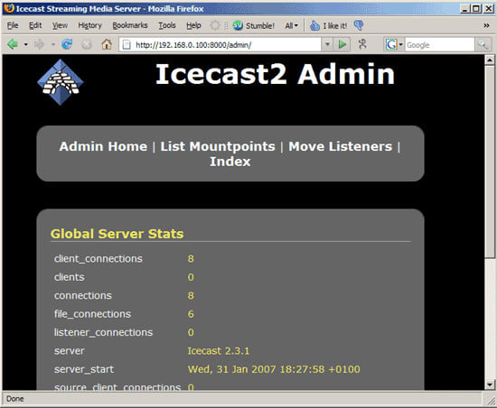 fencarnacion : I will install icecast in your linux server for $5 on  www fiverr com