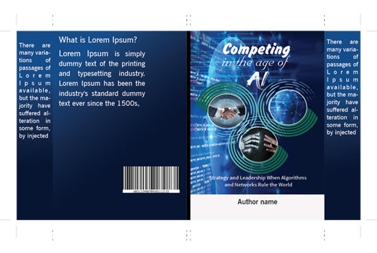 photo about Printable Book Covers titled layout your printable reserve,e e-book, handles and designs
