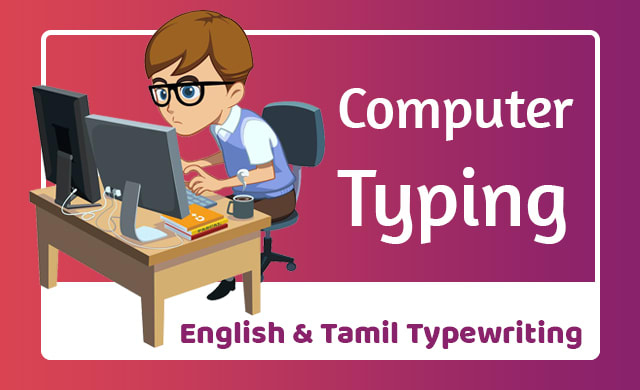 thiru_san : I will do english and tamil content typing for $5 on  www fiverr com