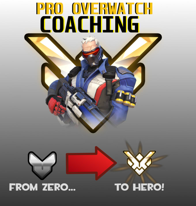 be your professional overwatch coach