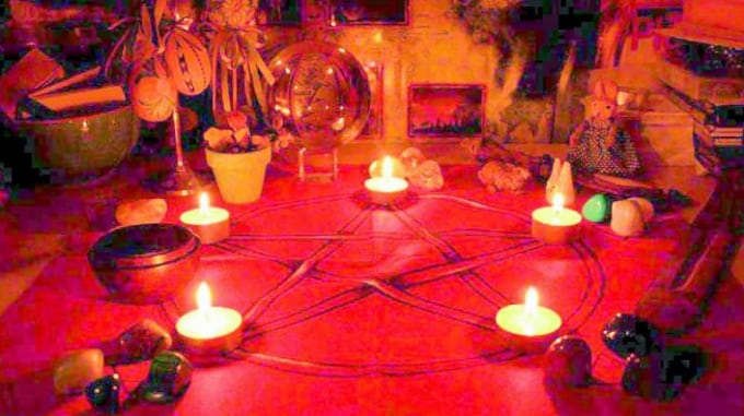 do magic and remove your curse spell and negative energy