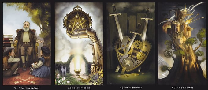give a full and complete tarot reading within 12 hours
