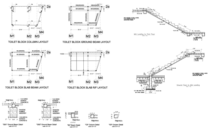 do structural drafting using autocad