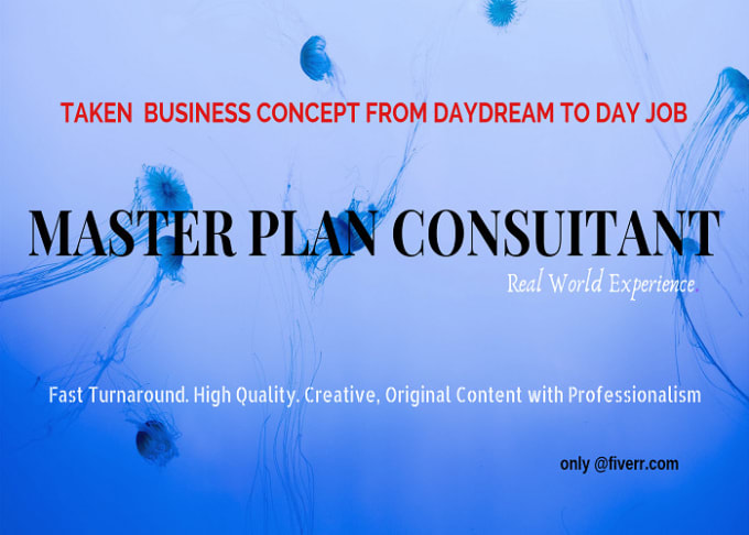 business plan finances
