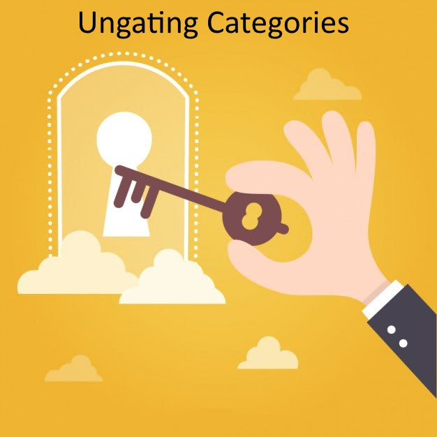 Amazon Gated Categories