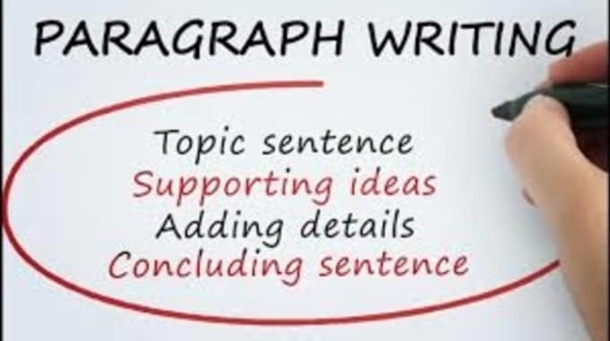 writerabel : I will write a really nice paragraph for any purpose for $5 on  www fiverr com