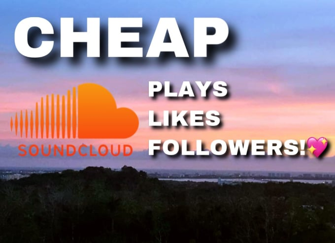 help promote your soundcloud songs