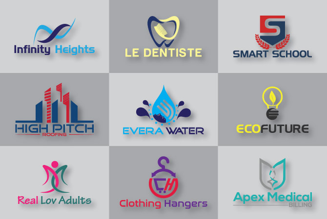 creative design for your business logo in 24 hr