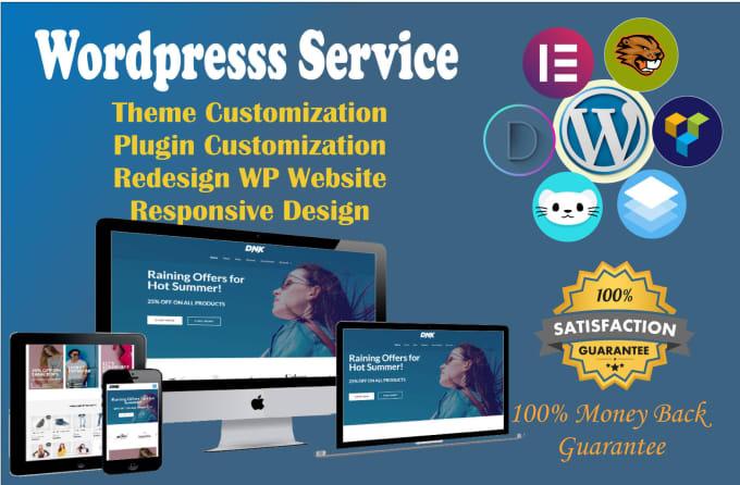 231a094249da1 build responsive wordpress website design and blog