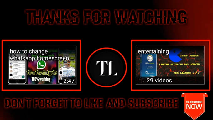 outro for youtube videos