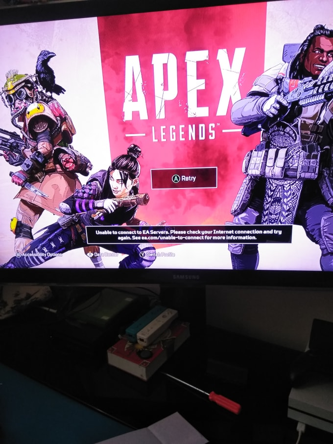 Play apex legends xbox one by Grimminc