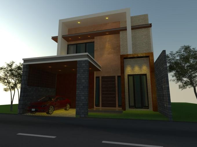 design fast 2d floor plan autocad and 3d modelling sketchup
