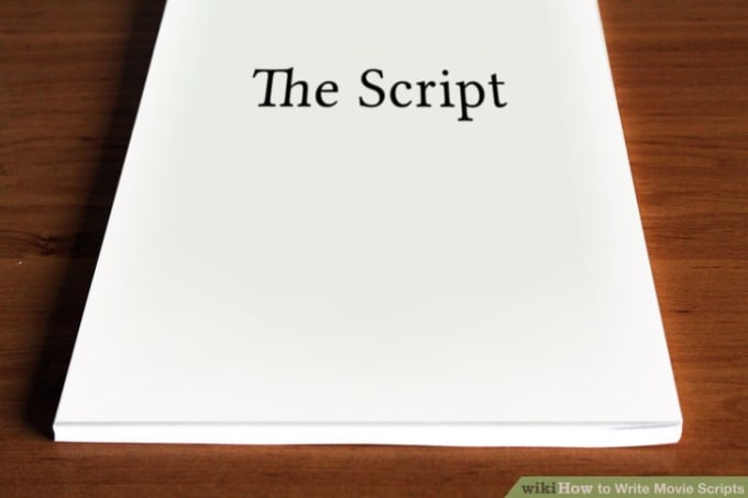 can write screen play or script for you