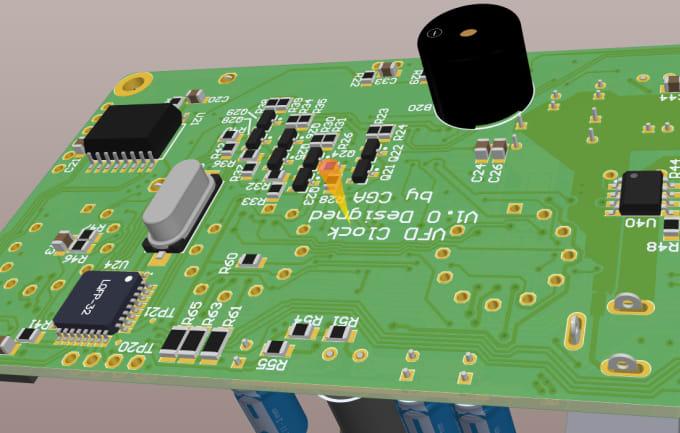 cristiangantner : I will design schematics and pcbs design in altium for  $40 on www fiverr com