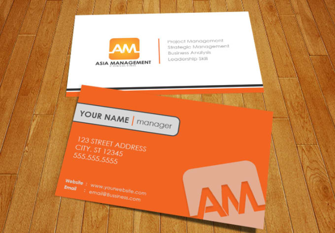 create awesome business card designs by antonclevela97