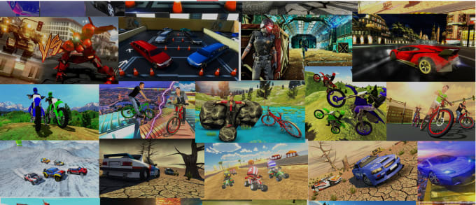 unity3dgames : I will develop games for you in unity 3d for $5 on  www fiverr com