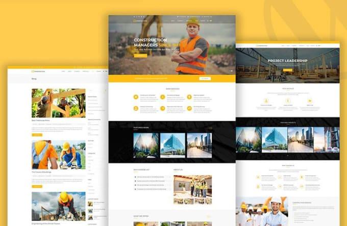 ad746e57a6dd1 eliasligema : I will build responsive wordpress website design and blog for  $175 on www.fiverr.com