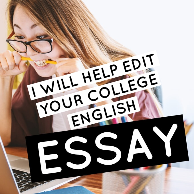 kiarareece  i will assist you with your college english essay for  on  wwwfiverrcom