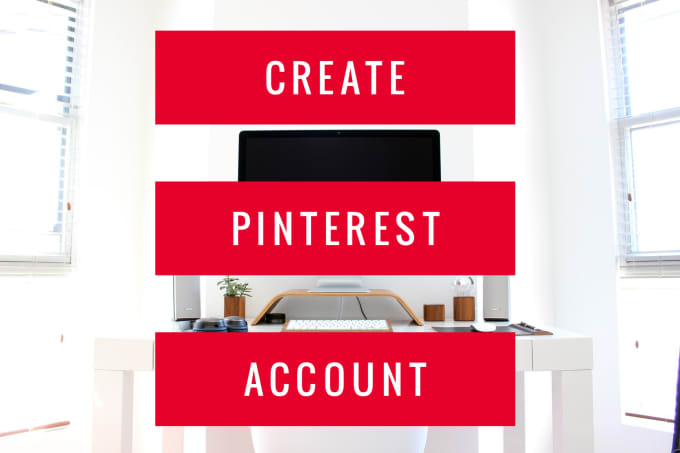 create or update and organize your pinterest business account