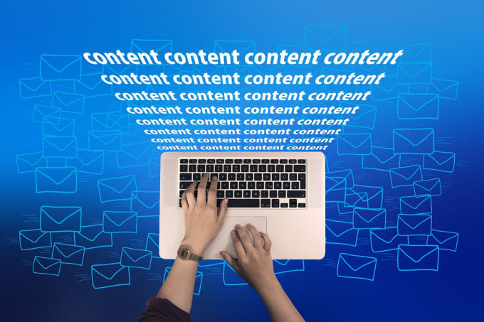 do websites and really good at content writing