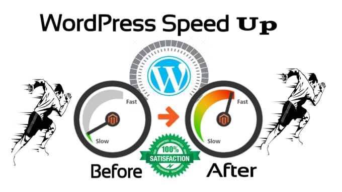 Speed up your wordpress website in 24 hours by Osamazamankha