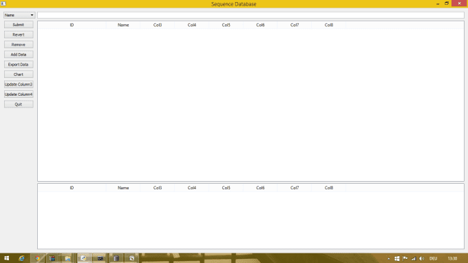 balaji0866 : I will do python pyqt database application for $5 on  www fiverr com