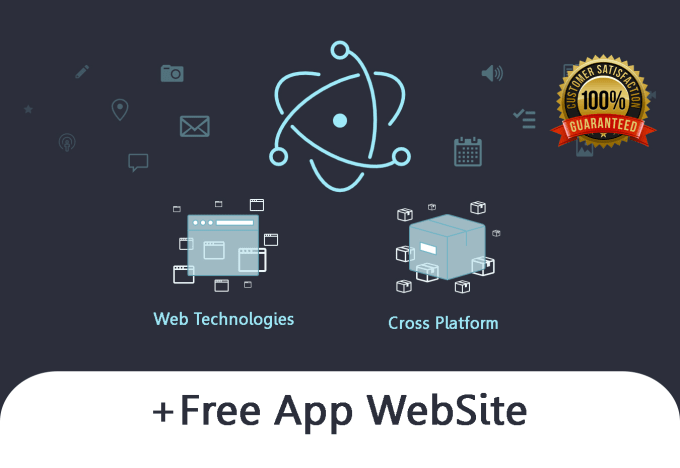 build cross platform desktop apps