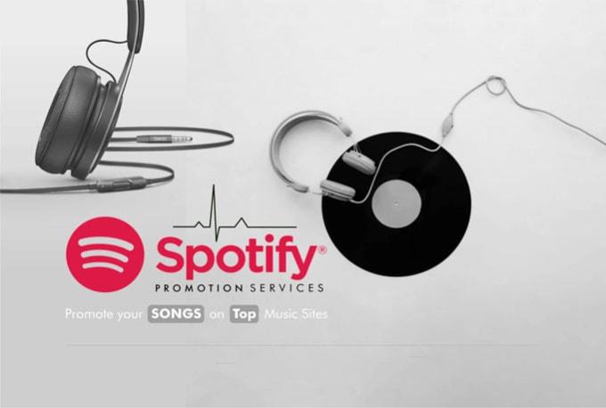 do best spotify promotion or spotify music promotion