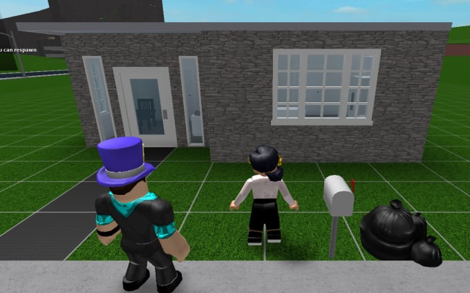 build you a house in bloxburg as an advanced builder