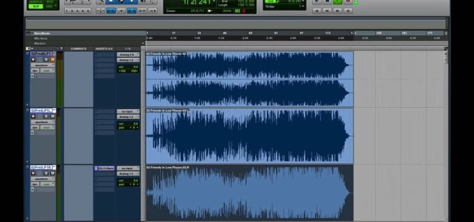 clean up and edit your podcast or spoken word audio