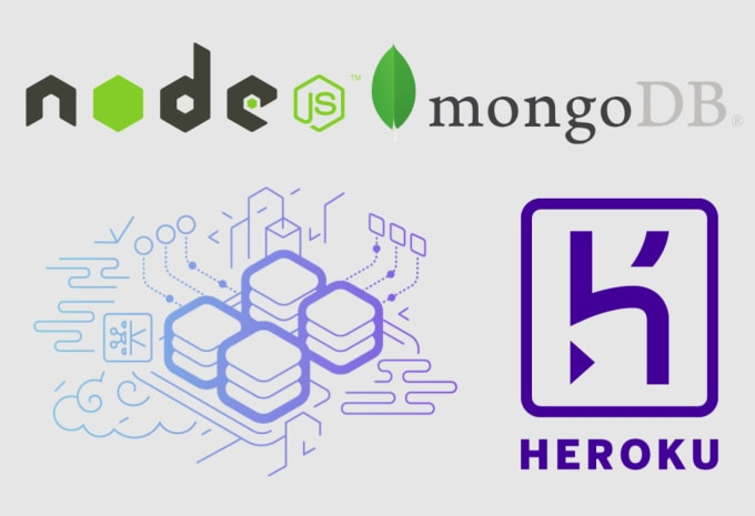 deploy angular, react, node, python app on AWS or heroku
