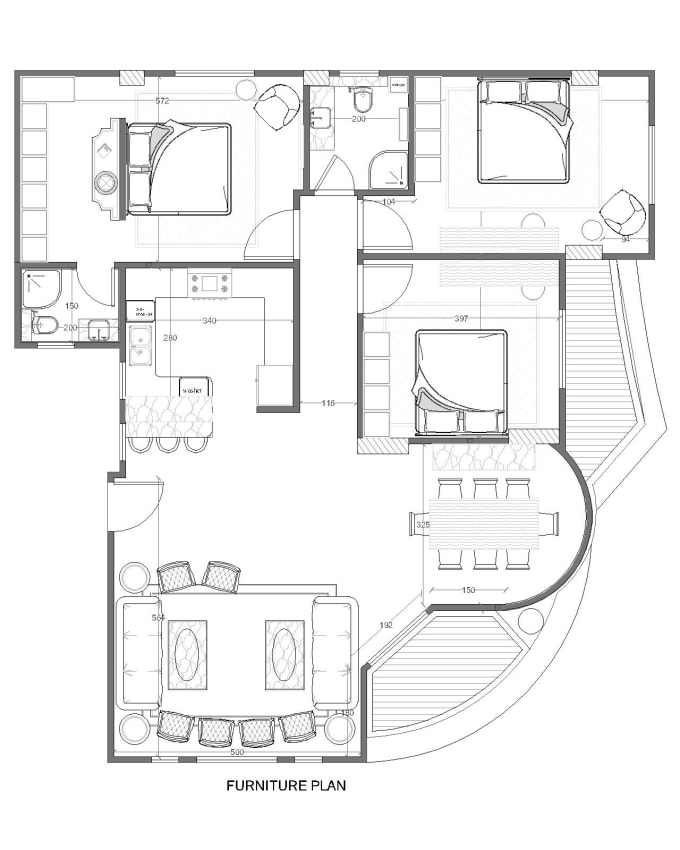 Draw 2d Floor Plans Architectural Workshop Drawings By