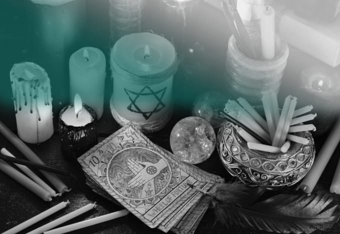 pattybeach : I will do a one question tarot reading for $5 on www fiverr com