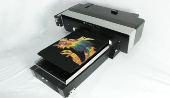 convert inkjet printer to dtg printer
