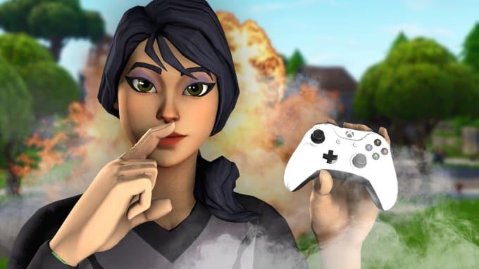 Fortnite Xbox Controller Thumbnail Fortnite Aimbot Ps4 Download No Usb