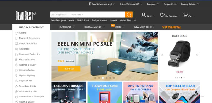 What Should I Sell On Ebay To Make Money Gearbest Is A Dropship