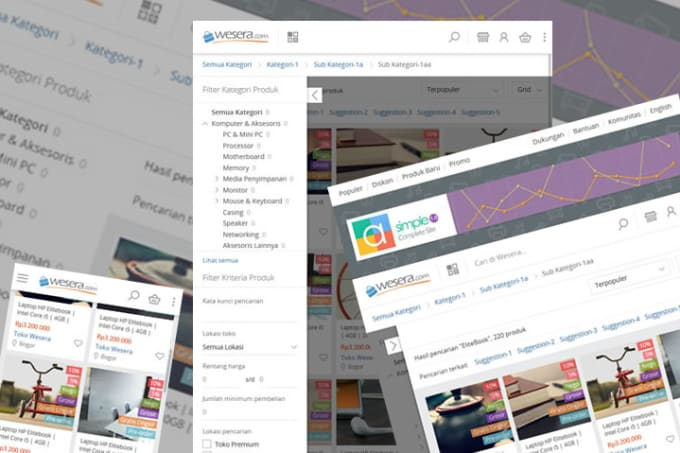 adirna : I will make your website into responsive and mobile friendly  website for $150 on www fiverr com