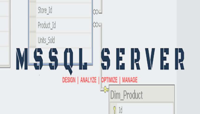 design database in ms access or sql