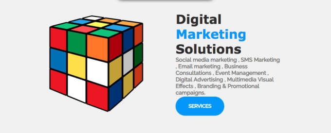 do marketing services ,web solutions permium quality affordable price
